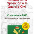 Libro de exámenes para Guardia Civil